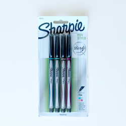 Sharpie-Fine-Point-Pen-Stylo-4-Pack