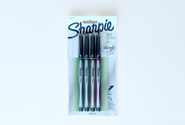 Sharpie-Fine-Point-Pen-Stylo-4-Pack