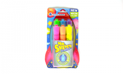 Mr. Sketch Neon Intergalactic Scented Markers (6-piece set)
